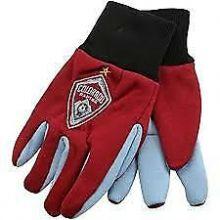 Colorado Rapids Team Color Utility Gloves