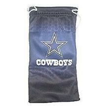 Dallas Cowboys  Drawstring Microfiber Glasses Pouch