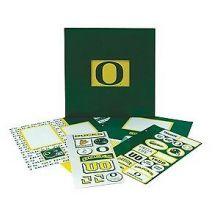 Oregon Ducks 12 x 12 Complete Scrapbook Kit