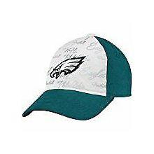 Philadelphia Eagles Women's Fan Gear Slouch Adjustable Hat