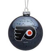 Philadelphia Flyers Mercury Ball Ornament