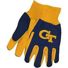 Georgia Tech Yellow Jackets Team Color Utility Gloves