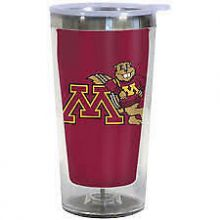 Minnesota Golden Gophers 16-Ounce Color Change Tumbler with Lid