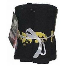 Iowa Hawkeyes 6 Pack Washcloth Set
