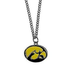 Iowa Hawkeyes Logo Chain Necklace