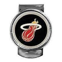 Miami Heat Dome Logo Money Clip