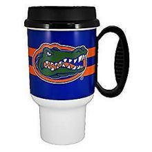 NCAA Florida Gators 20 oz Insulated Travel Tumbler with Lid