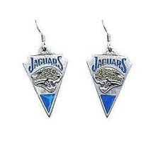 Jacksonville Jaguars Pennant Dangle Earrings