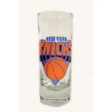 New York Knicks Cordial 2 oz Shot Glass