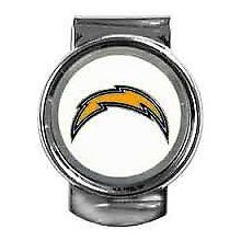 Los Angeles Chargers Dome Logo Money Clip