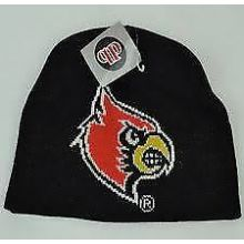 Louisville Cardinals Uncuffed Large Logo Beanie Hat