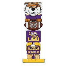 LSU Tigers Tiki Totem