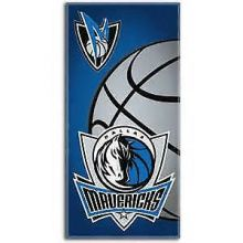 "Dallas Mavericks  28"" x 58"" Ball Beach Towel"
