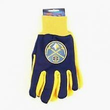 Denver Nuggets Team Color Utility Gloves