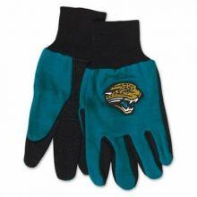 Jacksonville Jaguars Team Color Utility Gloves