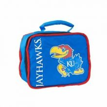 NCAA Kansas Jayhawks Sacked Insulated Lunch Cooler Bag