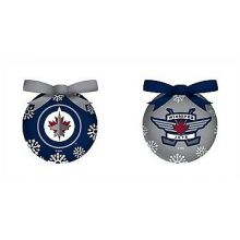 Winnipeg Jets LED Ball Ornaments Set of 6