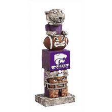 Kansas State Wildcats Tiki Totem