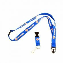 New York Knicks Team Color Breakaway Lanyard Key Chain