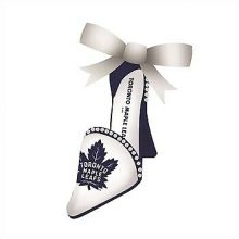Toronto Maple Leafs Team High Heel Shoe Ornament