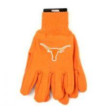 Texas Longhorns Team Color Utility Gloves