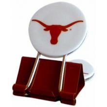 Texas Longhorns  2 Pack Multi Purpose Utility Clips