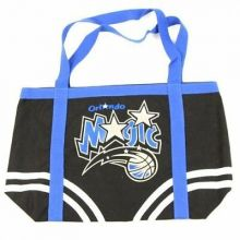 Orlando Magic Canvas Tailgate Tote Bag