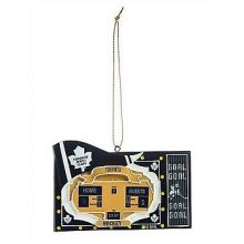 Toronto Maple Leafs Team Scoreboard Ornament