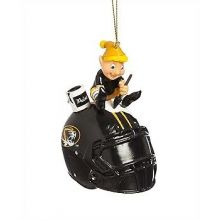 Missouri Tigers Painting Elf Ornament