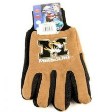 Missouri Tigers Team Color Utility Gloves