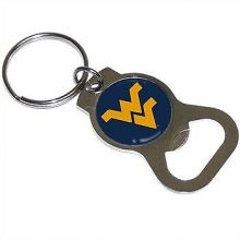 West Virginia Mountaineers Bottle Opener Keychain