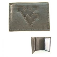 West Virginia Mountaineers Leather Wallet