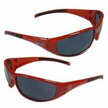 North Carolina State Wolfpack Wrap 3-Dot Sunglasses