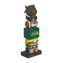 New York Giants Tiki Mascot Ornament