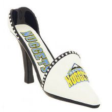 Denver Nuggets Wine Shoe Bottle Holder