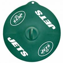 """New York Jets 9"""" Silicone Lid"""