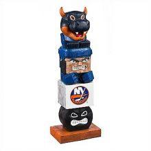 New York Islanders Tiki Totem