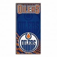 "Edmonton Oilers  28"" x 58"" Shadow Beach Towel"