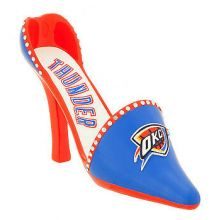 Oklahoma City Thunder Wine Shoe Bottle Holder