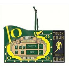 Oregon Ducks Scoreboard Ornament
