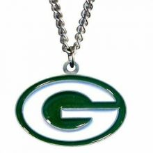 Green Bay Packers Logo Chain Necklace