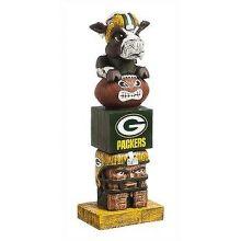 Green Bay Packers Tiki Totem