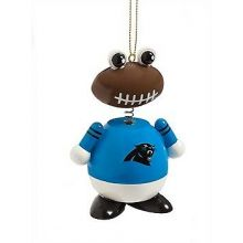 Carolina Panthers Ballman Hanging Ornament