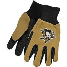 Pittsburgh Penguins Two Tone Utility Gloves