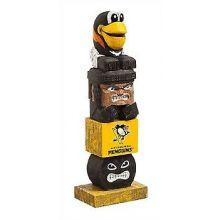 Pittsburgh Penguins Tiki Totem