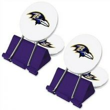 Baltimore Ravens 2 Pack Multi Purpose Utility Clips