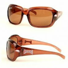 Arkansas Razorbacks Large Brown Frame Sunglasses