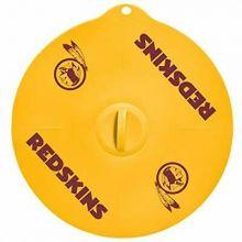 """Washington Redskins 9"""" Silicone Lid"""