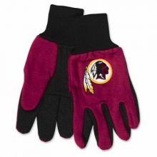Washington Redskins Team Color Utility Gloves