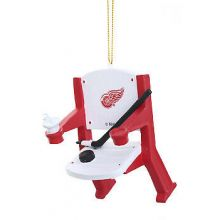 Detroit Red Wings Team Stadium Chair Ornament